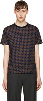 Giuliano Fujiwara Multicolor Pattern T-shirt