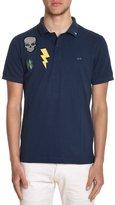 Sun 68 Men's 1711407 Cotton Polo Shirt