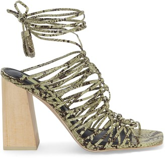 Imagine Vince Camuto Bennie Lace-Up Sandal