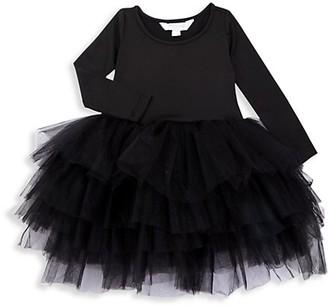 I Love Plum Baby's, Little Girl's & Girl's B.F.F. Tutu Dress