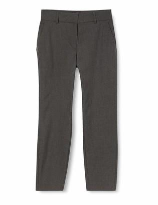 Selected Femme NOS Women's SLFRIA MW Cropped Pant DGM NOOS Trouser