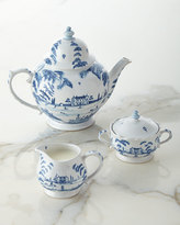 Juliska Country Estate Delft Blue Teapot