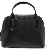 DKNY Gansevoort Small Embossed Leather Tote