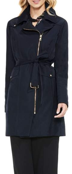 Vince Camuto Belted Trench