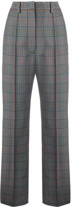 MM6 MAISON MARGIELA Plaid Trousers