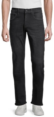 Hudson Blake Slim-Fit Straight-Leg Jeans