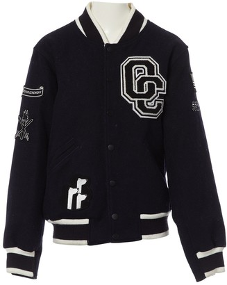 Opening Ceremony Navy Wool Jackets