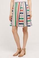 Eva Franco Tux Skirt In Arriba