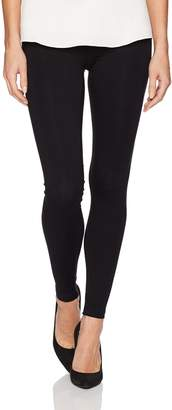 Hue Women's Pima Cotton Leggings Sockshosiery