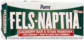 Fels Naptha Laundry Soap Bar & Stain Remover