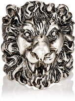 Gucci Men's Lion Head Ring