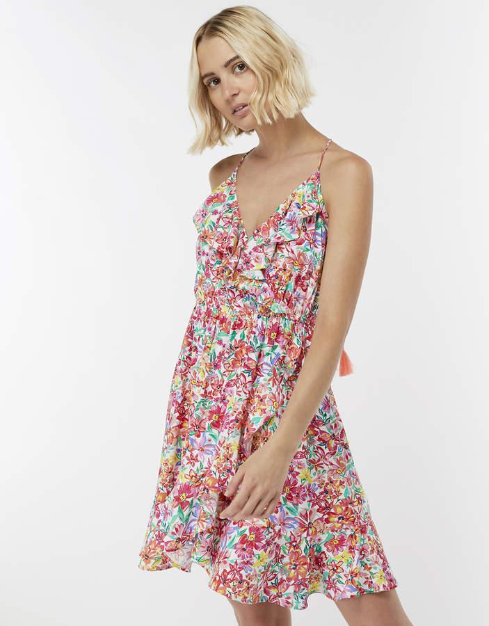 87608e9b7d Halter Neck Beach Dress - ShopStyle UK