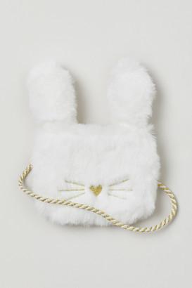 H&M Faux Fur Bag