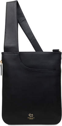 Radley London Pocket Bag Zip-Top Leather Crossbody