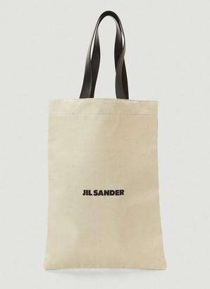 Jil Sander Medium Flat Shopper Bag