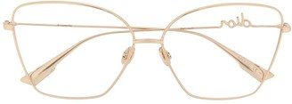 Christian Dior Signature unisex optical glasses