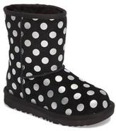 UGG Girl's Classic Metallic Dot Boot