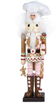 Kurt Adler 17 HollywoodTM Gingerbread Nutcracker
