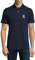 Psycho Bunny Tall Bunny Pima Polo Shirt, Navy