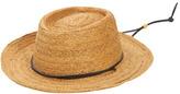San Diego Hat Company Men's Straw Gambler RHM6002