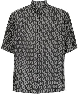 Fendi FF print shirt