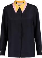 Roksanda Lowry silk-blend shirt