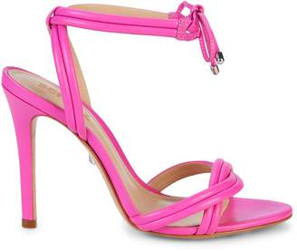 Schutz Crisscross Stiletto Sandals