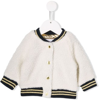Little Marc Jacobs Embroidered Bomber Jacket