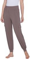 Anybody AnyBody Loungewear Cozy Knit Cargo Jogger Pants with Pockets