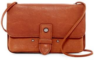 Lucky Brand Liza Convertible Leather Crossbody Bag