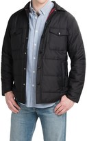 Pendleton Quilted Outdoor Shirt Jacket - Insulation (For Men)