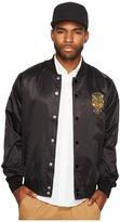 Obey Savage Satin Jacket Men's Coat