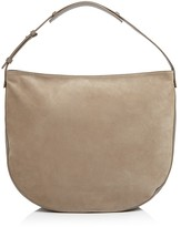 Vince Medium Hudson Suede Hobo