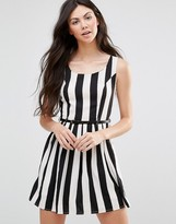 Yumi Stripe Dress