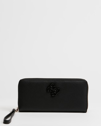 GUESS Noelle Large Zip Around Wallet