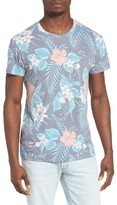 Sol Angeles Men's Tulum Garden Print T-Shirt