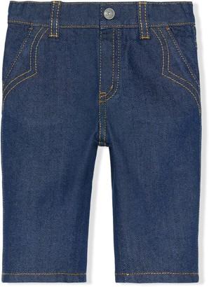 Gucci Kids Slim-Fit Jeans