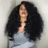 """Ten Chopstics Hair Glueless Lace Front Human Hair Wigs With Baby Hair 22""""-26"""" Body Wave Wig Brazilian Virgin Hair Full Lace Wigs For Black Women Non-Remy Hair Deep Wave"""