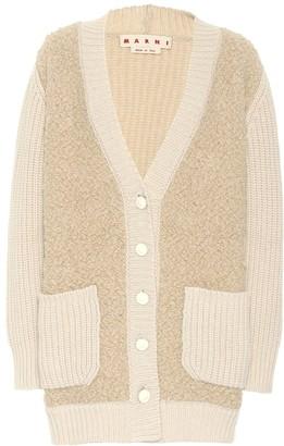 Marni Cashmere-blend cardigan