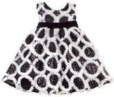 Rare Editions Baby Baby-girls Infant Soutach Dress