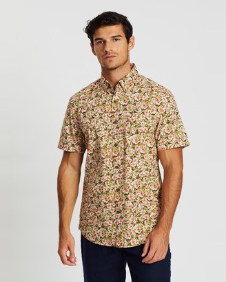 Sportscraft Marvel Short Sleeve Shirt