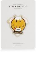 Anya Hindmarch Capricorn zodiac small sticker