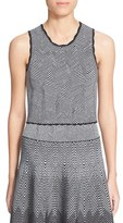 Opening Ceremony Women's Jacquard Knit Top
