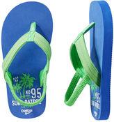 Osh Kosh OshKosh Surf Patrol Flip Flops