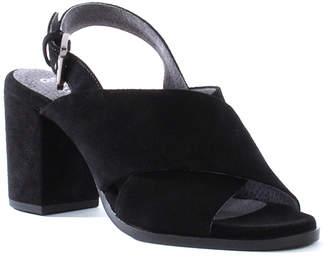 Seychelles Women's Sandals BLACK - Black Sand Bar Leather Sandal - Women