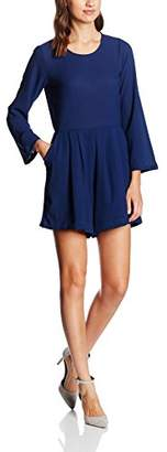 Isabella Collection Roma Women's Tuta Jumpsuit Dress,M