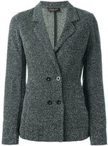 Twin-Set fitted blazer jacket