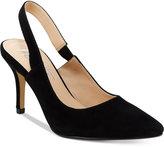 Nanette Lepore Nanette by Sally Slingback Pumps Women's Shoes