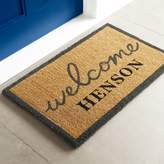 Williams-Sonoma Williams Sonoma Welcome Doormat