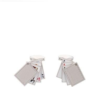 Tateossian Moving Playing Cards Cufflink